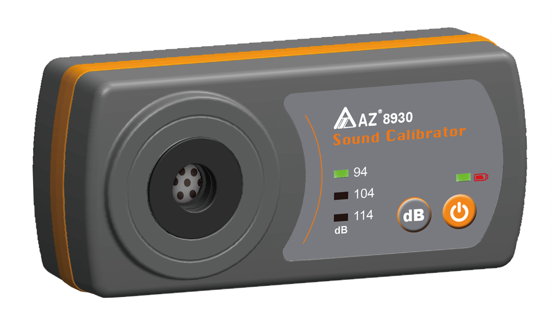 12.2 mm sound level calibrator